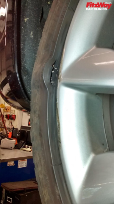 What Is Checked During A Tire Repair - FitzWay Car Clinics